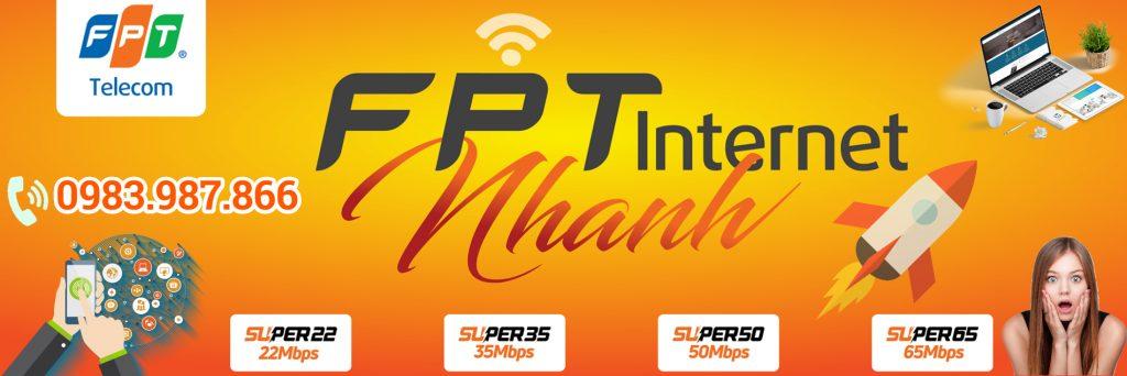 lắp đặt mạng internet wifi fpt tại nam định